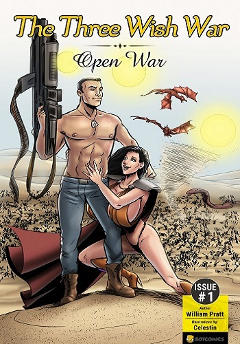 The Three Wish War- William Pratt (Bot Comics)