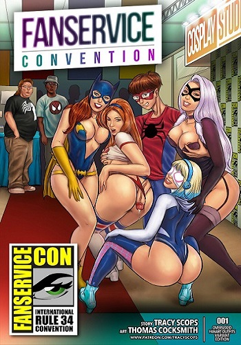 {Tracy Scops} Fanservice Convention 1