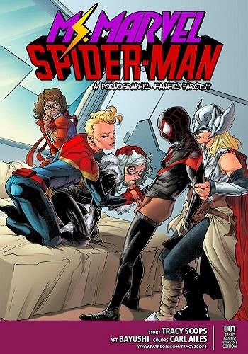 (Tracy Scops) – Ms.Marvel/Spiderman 1