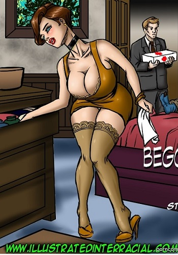 Illustrated Interracial – Beggars Take My Wife