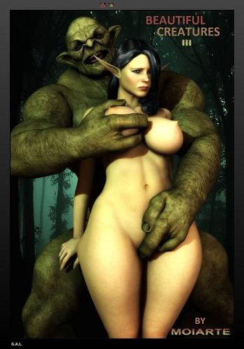 Moiarte – Beautiful Creatures 3