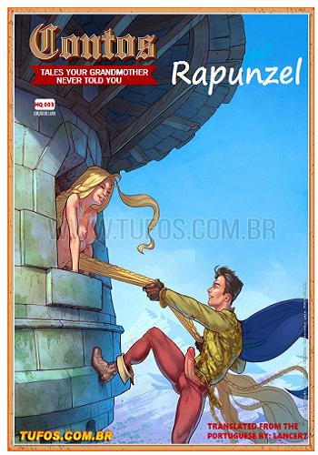 Contos – Rapunzel (Tufos)