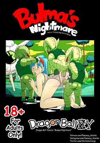 [Botbot] Bulma's Nightmare (Dragon Ball Z)