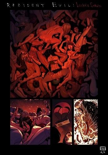 BoxOfWant – Resident Evil – Lover's Strain