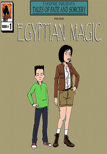 Everfire – Egyptian Magic