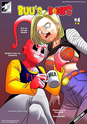 [Atreyu Studio] Buu's Bodies 4 (Dragon Ball Z)
