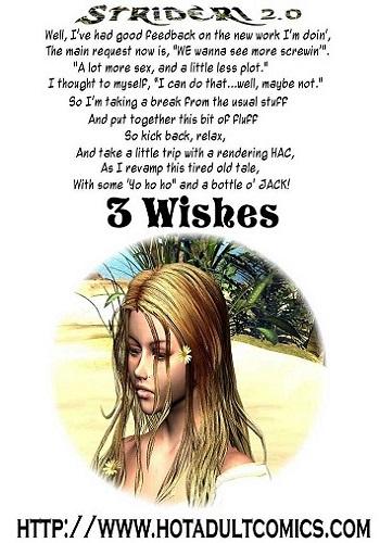 Strideri – 3 Wishes