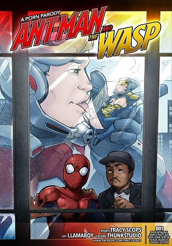 (Tracy Scops) Ant-Man And The Wasp