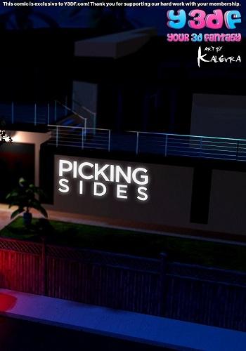 [Y3DF] Picking Sides 1