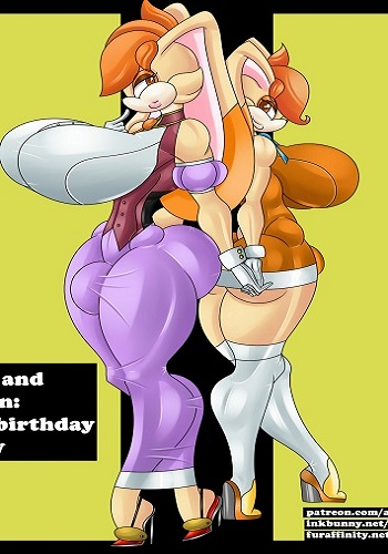[antizero] Happy Birthday Mommy (Sonic The Hedgehog)
