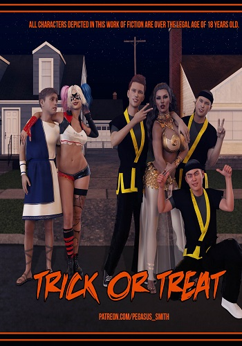 Trick or Treat 1 by EverForever