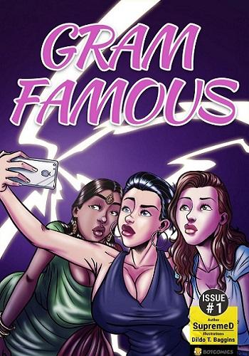 BotComics – Gram Famous