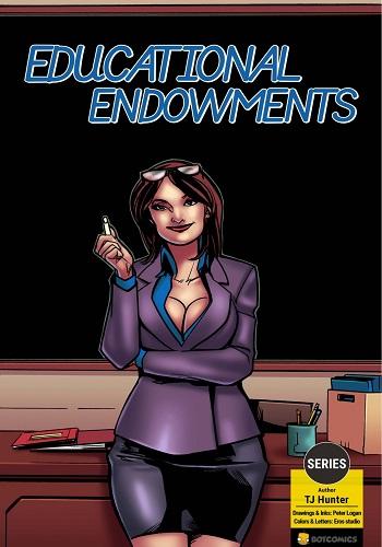 Botcomics- Educational Endowments 1-7
