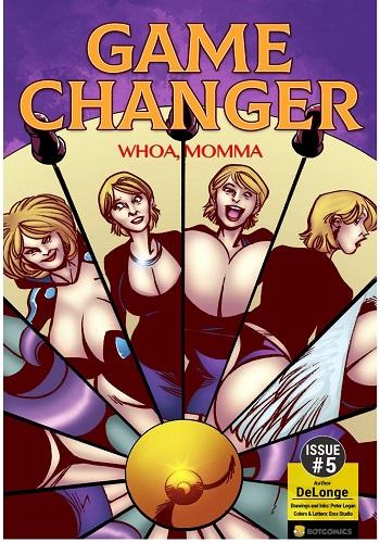 Game Changer 5 – (Bot Comics)