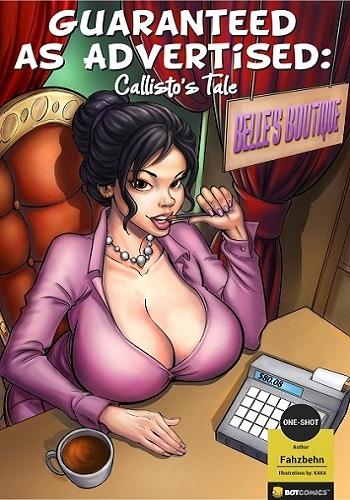 Guaranteed as Advertised- Callisto's Tale (BotComics)