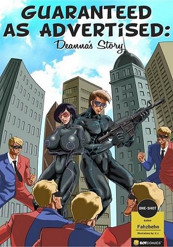 Guaranteed as Advertised- Deanna's Story (BotComics)