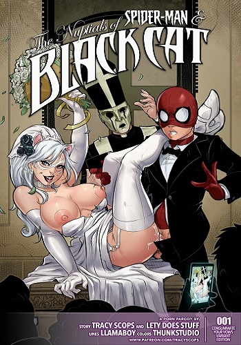 Tracy Scops – The Nuptials of Spider-Man & Black Cat