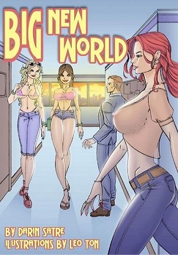 Big New World by Darin Satre- BE Story Club