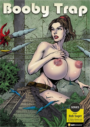 Booby Trap (Bob Saget) Botcomics