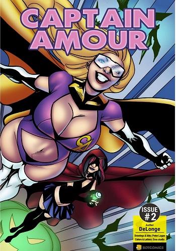 Botcomix- Captain Amour Issue 2
