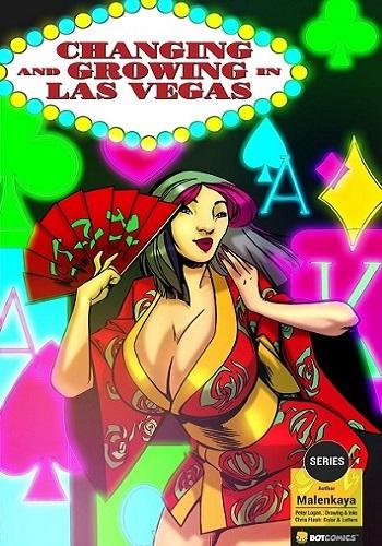 Changing and Growing in Las Vegas- Malenkaya
