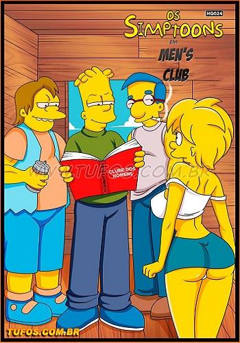 The Simpsons 24 – Men's Club (TUFOS)