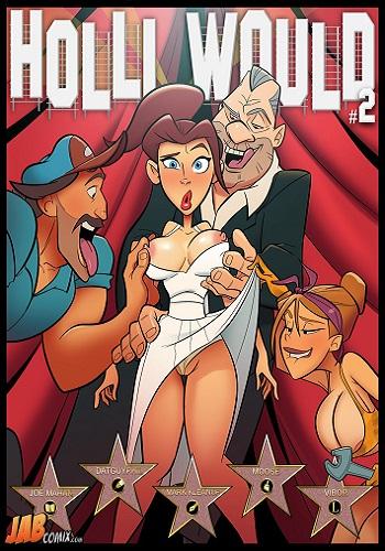 Holli Would 2 [JabComix]