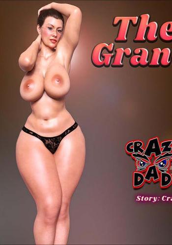 CrazyDad3D – The Grandma 15