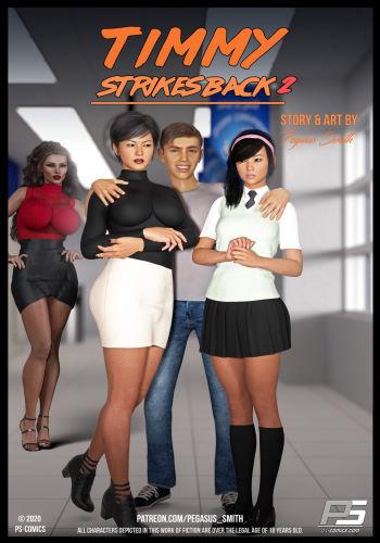 Pegasus Smith – Timmy Strikes Back 2